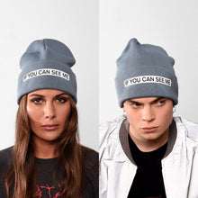 Load image into Gallery viewer, BEANIE PROVINCIAL BLUE REFLECTIVE