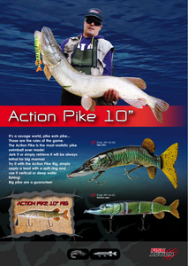 Action Pike by Fish Action