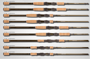Roots G2 6,7' MH, Jerkbait Rute / Rod - 160g; 2 tlg. / 2pcs by BFT