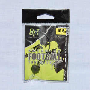 Swinging Football Wolfram (Tungsten) Bleikopf 3-0 / Jig Head 3-0 by BFT