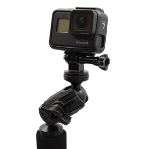 PanFish Portrait Pro Kamerahalterung mit LockNLoad / camera mount with LockNLoad by YakAttack