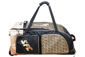 SFC Golden Players Cricket Wheelie Kit Bag - 2020 Edition