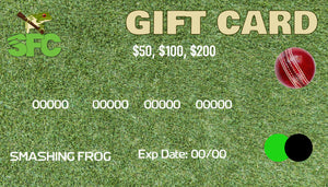 Smashing Frog Cricket Gift Cards