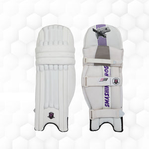 Smashing Frog Darwin Cricket Batting Pads ** LIGHT WEIGHT **