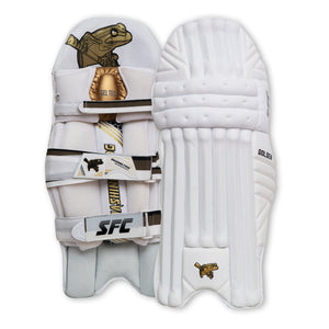 Smashing Frog (SFC) Golden Edition Cricket Batting Pads ** ELITE **