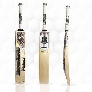 ** SALE ** Smashing Frog Goliath - Professional Edition English Willow Cricket Bat