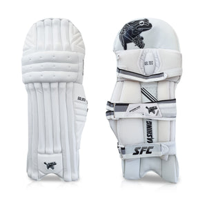 Smashing Frog (SFC) Goliath Edition Cricket Batting Pads - Latest Arrival