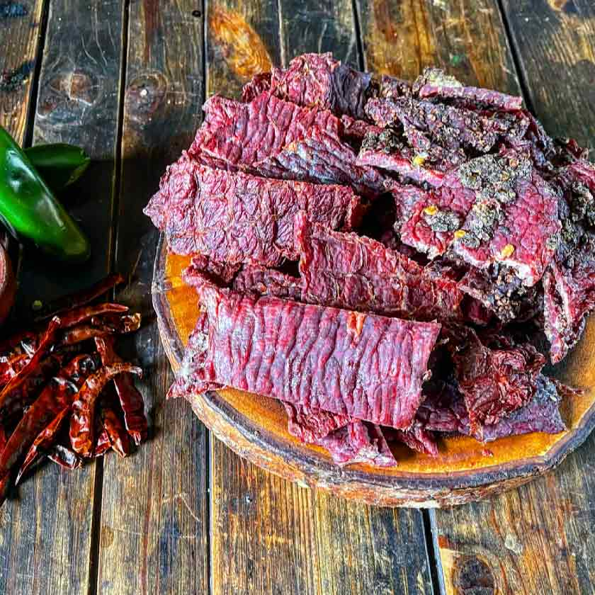 Traditional Beef Jerky from Felton Angus Beef