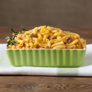 Cheesy Hamburger Macaroni