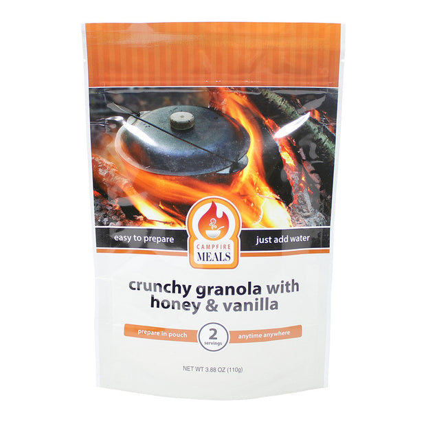 Crunchy Honey & Vanilla Granola