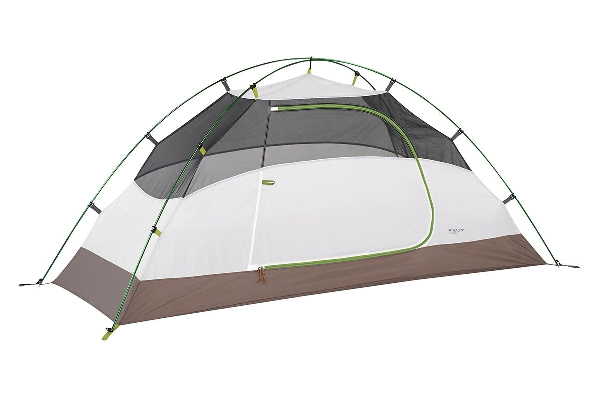 Kelty Cosmic Mummy Sleeping Pad  sc 1 st  C&fire Meals   Freeze Dried Backpacking and C&ing Food & Kelty Salida 1-Person Tent u2013 Campfire Meals