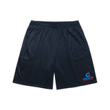 Growth By Any Means Shorts (Navy)