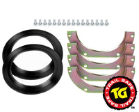 Trail Safe Knuckle Ball Wiper Seals, Toyota, Samurai