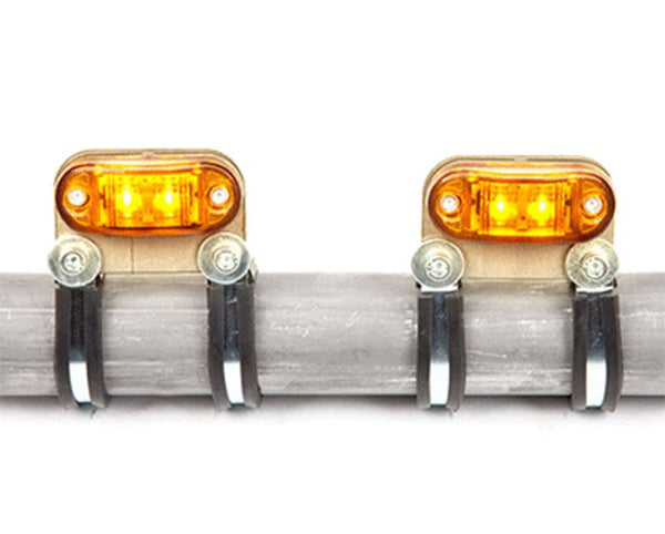 "Bolt On Led Turn Signal Kit  1.5"", 1.75"""