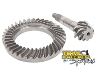 Trail-Creeper(TM) Samurai Super Finish Ring And Pinion Gears
