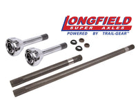 Longfield 30-Spline Birfield/Axle Super Set (LJ70/RJ70/Bundera), Gun Drilled