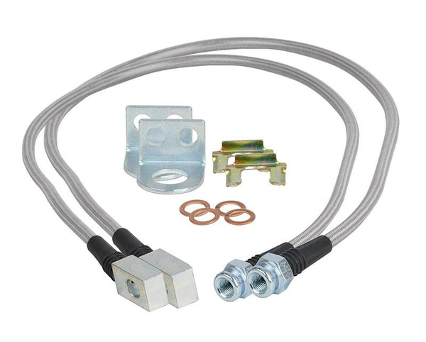 Jeep Front And Rear Brake Line Kits