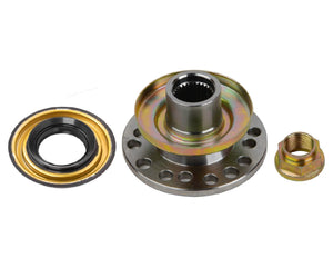 29-Spline Diff Kit (Flange, Dust Shield, Seal, Slinger, & Nut)