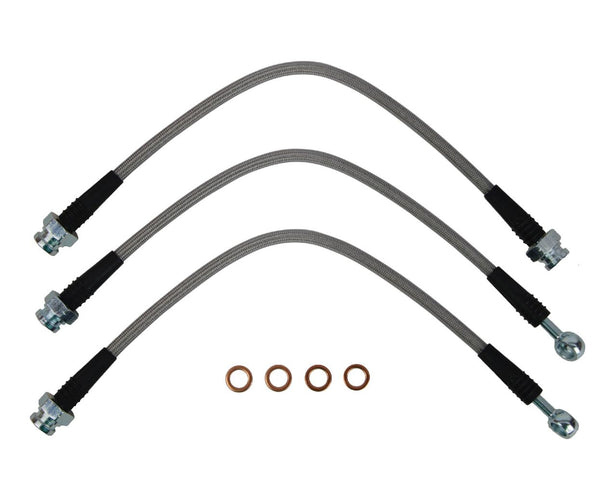 Brake Line Kit, Jimny JA11, DOT Approved