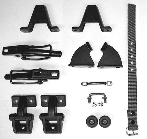 Fold Down Windshield Kit