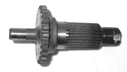 Front Output Shaft – Heavy Duty