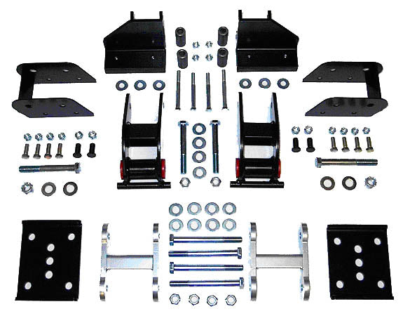 Front Missing Link Kit (for rear springs up front)