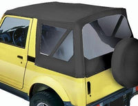 Soft Top With Zip Out Windows  86-95 Suzuk