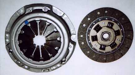 Stock Replacement Clutch