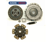 Toyota 4Runner 1986-1987 4cyl/Toyota Pickup 2.4L Turbo 1986-1988 4cyl Ceramic Clutch Kit