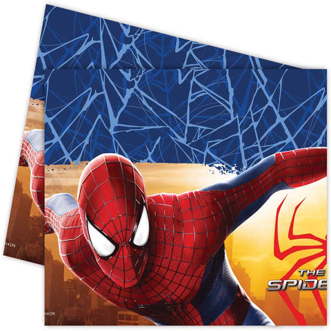 Nappe en plastique Amazing Spiderman 2 120x180 - ART DE LA TABLE - Prosalis