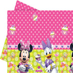 Nappe en plastique Minnie 120x180 - ART DE LA TABLE - Prosalis