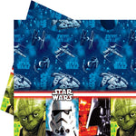 Nappe en plastique Star Wars 120x180 - ART DE LA TABLE - Prosalis