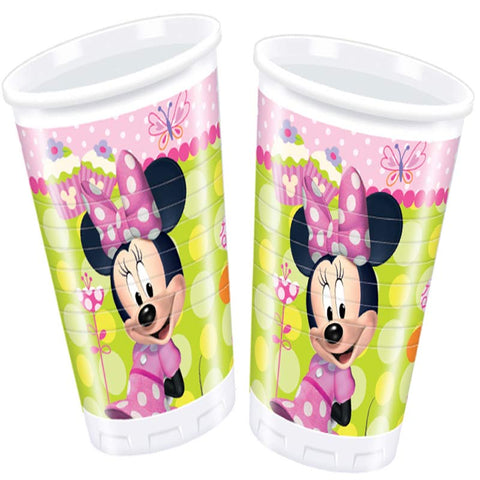 8 gobelets Minnie - 20 cl - ART DE LA TABLE - Prosalis
