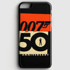 007 50 Anniversary iPhone 7 Case | Casescraft