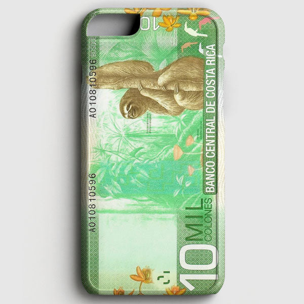 10 Million Col Sloth iPhone 7 Case | Casescraft