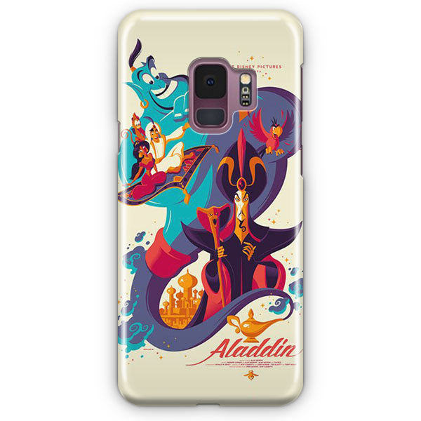 101 Dalmatians And Aladdin Mondo Reveals Oh My Disney  Samsung Galaxy S9 Plus Case | Casescraft