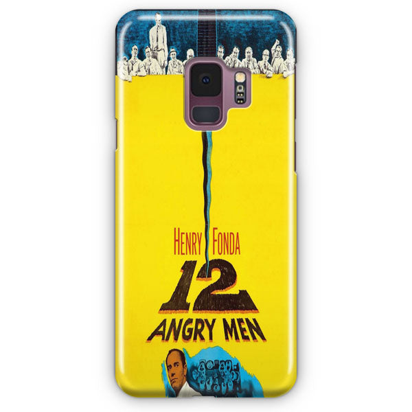 12 Angry Men Movie Samsung Galaxy S9 Plus Case | Casescraft