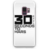 30 Second To Mars Guardians Toska Samsung Galaxy S9 Plus Case | Casescraft