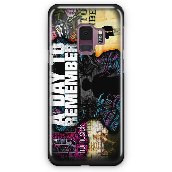 A Day To Remember What Separates Me From You Samsung Galaxy S9 Case | Casescraft