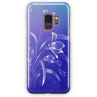 Abstract Flower Lady Samsung Galaxy S9 Plus Case | Casescraft