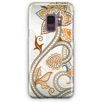 Abstract Vector Patterns Samsung Galaxy S9 Plus Case | Casescraft