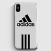 Adidas Logo iPhone X Case | Casescraft