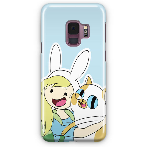 Adventure Time Group Samsung Galaxy S9 Plus Case | Casescraft