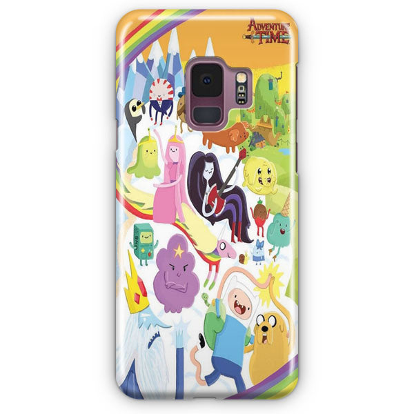 Adventure Time 5 Samsung Galaxy S9 Plus Case | Casescraft