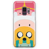 Adventure Time Character Pattern Samsung Galaxy S9 Plus Case | Casescraft