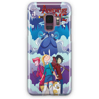 Adventure Time Characters Samsung Galaxy S9 Plus Case | Casescraft