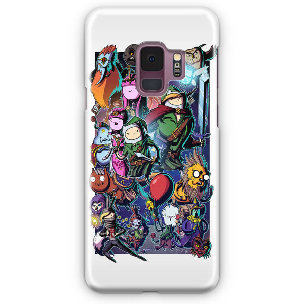 Adventure Time Party Time Samsung Galaxy S9 Plus Case | Casescraft