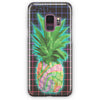 Aesthetics Pineapple Grid Samsung Galaxy S9 Plus Case | Casescraft