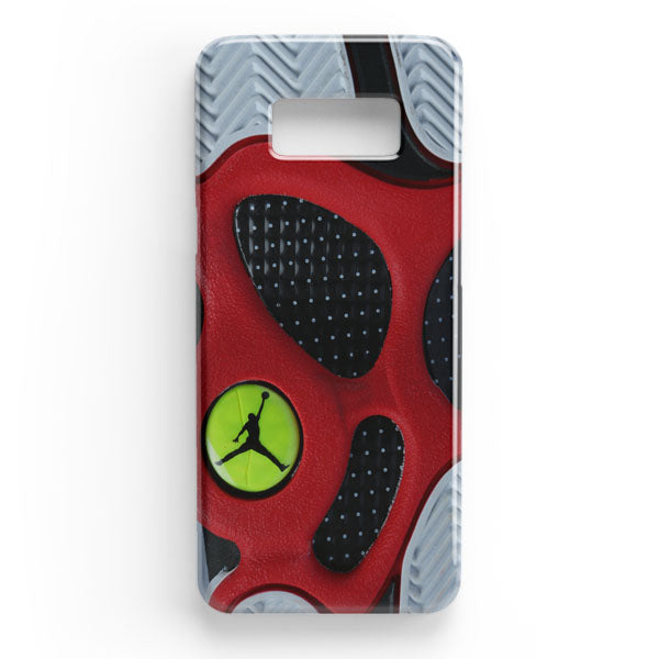 official photos 4272f 206fd Air Jordan Xiii Nike Samsung Galaxy S8 Plus Case | Casescraft