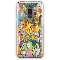 All Pokemon Characters Samsung Galaxy S9 Case | Casescraft